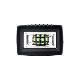 LED Light Scene Beam - 2 Inch 20W Wide Angle Light Bar Single Row Work Light Pod