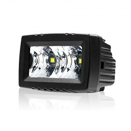LED Light Scene Beam - 2 Inch 10W Wide Angle Light Bar Single Row Work Light Pod